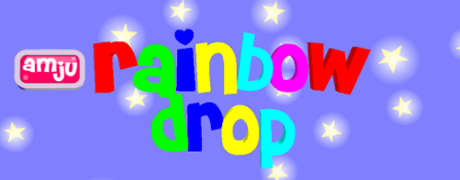 Amju Rainbow Drop for iOS
